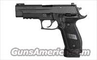 Sig Sauer P226 Tactical Operations TACOPS  .40 S&W includes 4 15rd magazines TACOPS E26R-40-TACOPS
