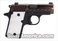 Sig Sauer P238 Pearl .380 238-380-ESW