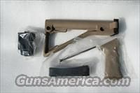 Saiga Side Folding Stock Kit Stock Gun DARK EARTH AGP