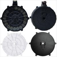 *NEW* Saiga-12 20-round Drum Magazine with ALL 3 COVERS (Smoke Installed)