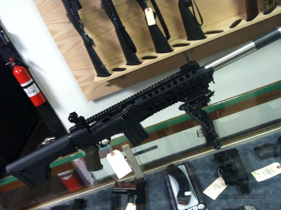 Ruger Mini 14 With Troy Battle Chassis Magpul S For Sale