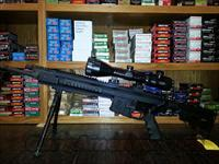Ruger SR 762 762x51 (.308) w/ Scope & Bipod