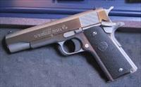 Colt 1911 Government Stainless 45ACP
