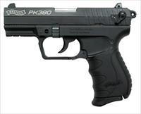 Walther PK380 .380 ACP BLK