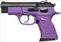 EAA Witness Pavona 9mm Pink w/ Sparkels (looks Purple but color is called Fandango Pink)