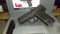 Heckler and Koch USP 40 S&W Compact