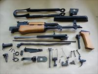 COMPLETE! 100% De-Mill.  Hungarian AK 63D Parts Kit 100% Matching #s