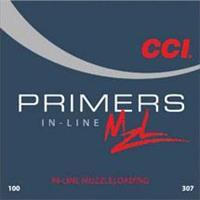 CCI 209 IN-LINE MUZZLELOADER PRIMERS #307, QTY-100