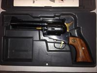 Ruger .357Mag New Model Blackhawk, Gold Trigger