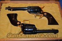 Colt matched set St. Louis Bicentennial .45LC & .22 LR