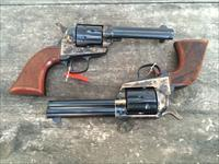 Taylor Smoke Wagon Deluxe 357 magnum Pair! Smokewagon