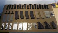 "CA Compliant AR15 & AK47 Parts  ""GIANT LOT!  SAVE BIG!"""