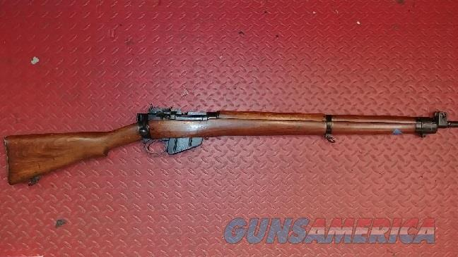 Lee-Enfield No4 Mk1 rifle