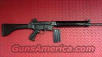 Armalite AR-180 rifle with magazines, manuals, parts