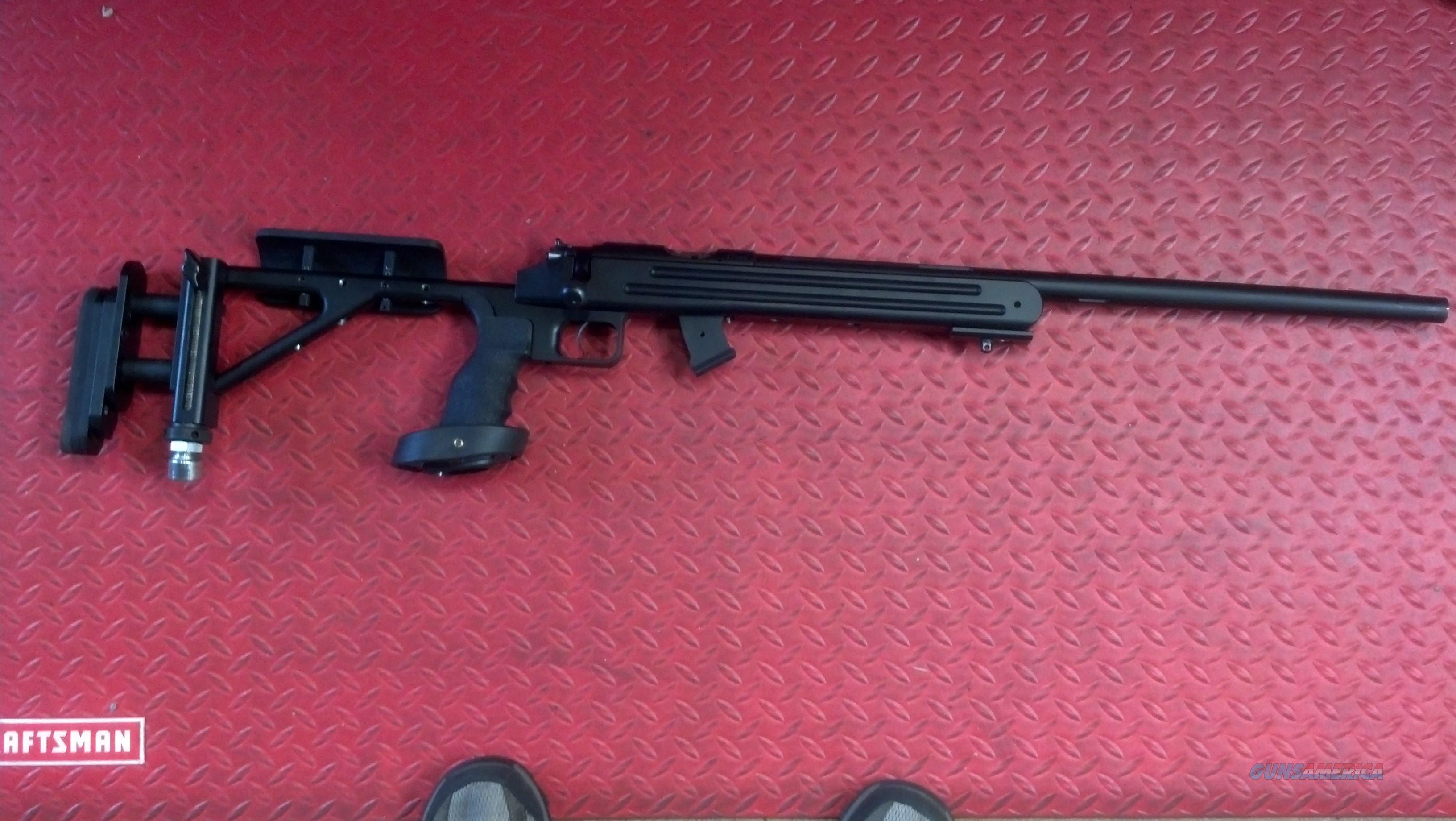 Very nice Brno #2 match rifle in chassis