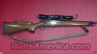 Custom Springfield 1903 rifle in .35 Whelen Improved