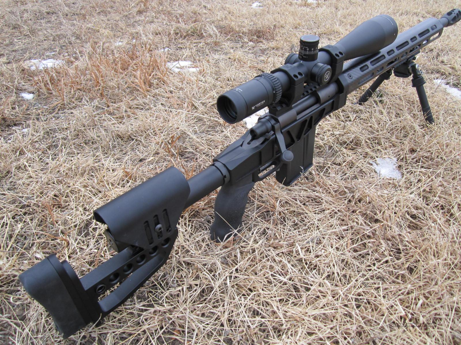 Remington 700 SPS Tactical  308 WIN IN XLR CHASSIS