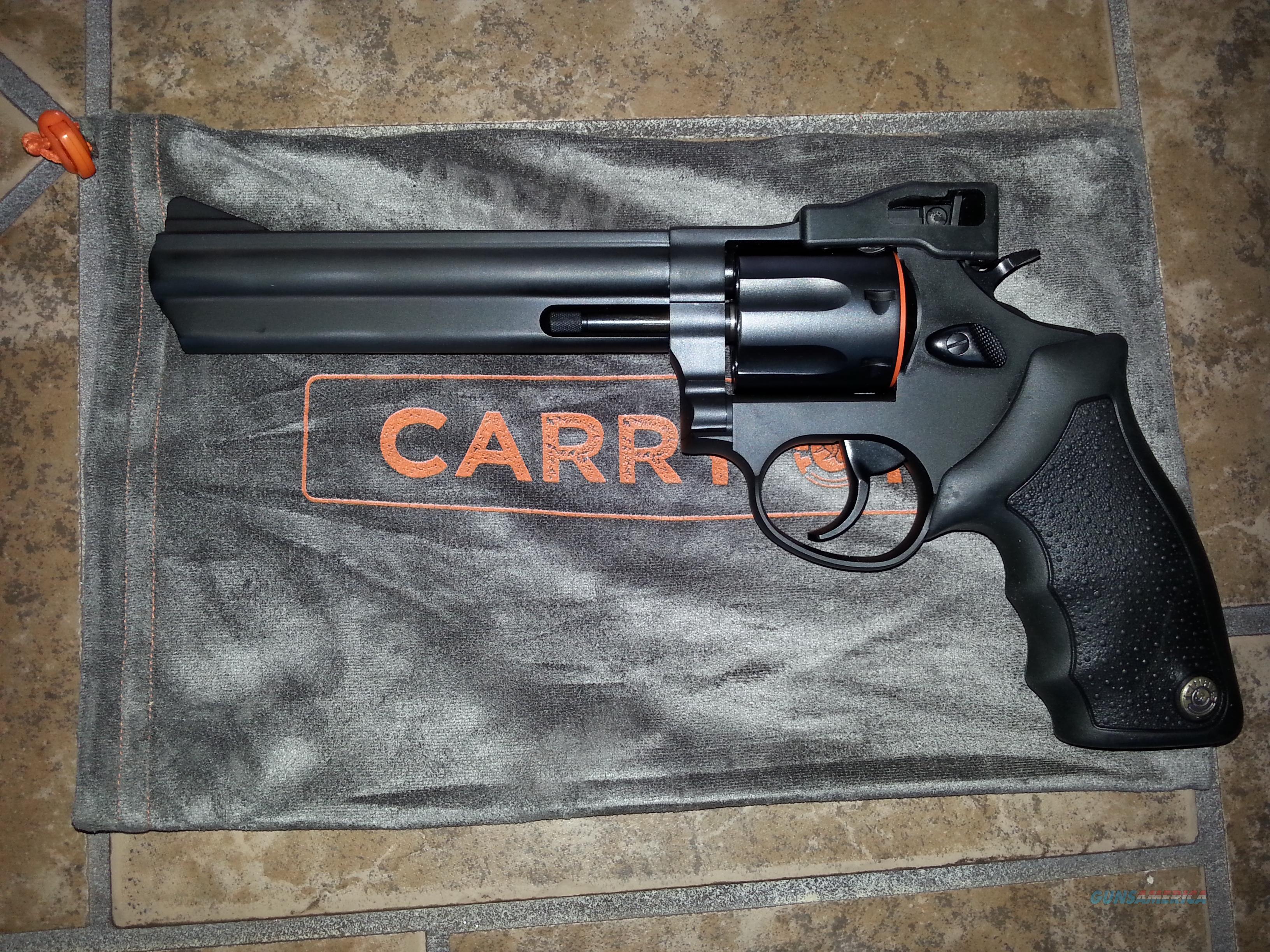 Taurus 357 magnum / 38 special revolver