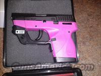 Taurus 738TCP 380 Raspberry with Crimson Trace Laser