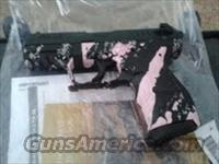 WALTHER P22 Semi Automatic Pink Tigerstripe