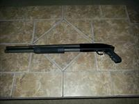 Mossberg 500 Persuader with Heat Shield