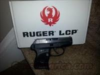 RUGER LCP 380 ACP with SS Slide & Techna Clip