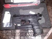 Walther P22 Semi Automatic with Laser