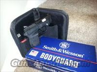 S & W Bodyguard 380 with Integrated Laser and Techna Clip