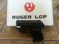 Ruger LCP 380 with Crimson Trace Laser