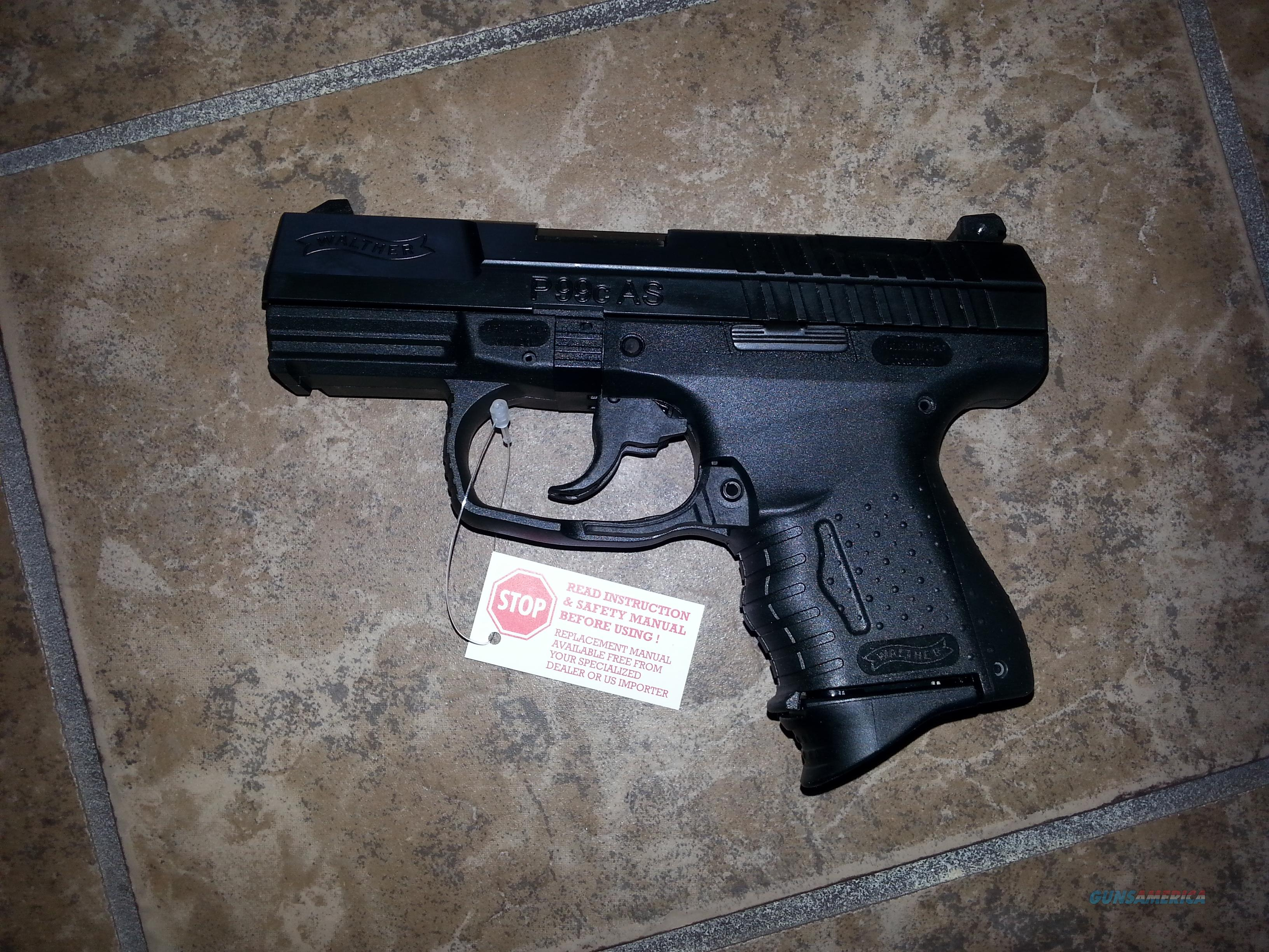 walther p99 compact 9mm for sale rh gunsamerica com Walther P99 9Mm Airsoft Walther P99