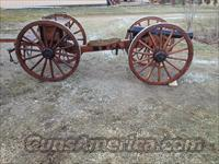 3/4 Scale Six Pounder Cannon