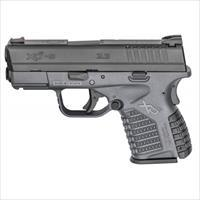 Springfield XDS 3.3 9mm Tactical Gray