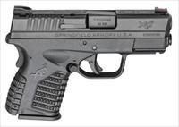 Springfield Armory XD-S Essential 40sw 3.3in 6rd Black