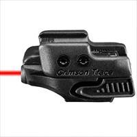 Crimson Trace CMR-201 Rail Master Universal Laser Sight for Rail Equipped Pistols and Rifles Polymer Black CMR-201