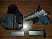 Sig Sauer P238 2-Tone 380 Used with extras