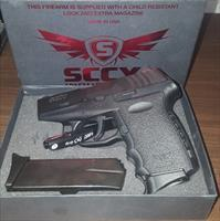 SCCY CPX-2 Black 9mm