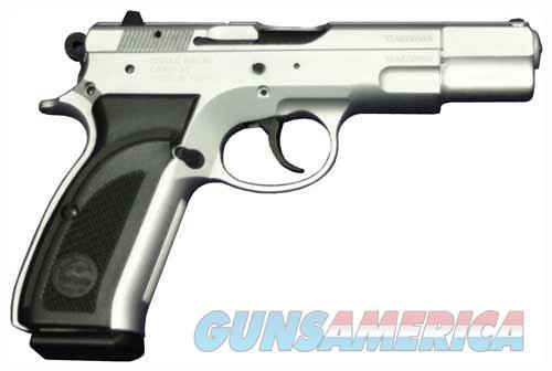 CANIK S-120 CZ-75 Clone 9MM 17+1 Chrome