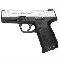 "Smith & Wesson SD9 VE 9mm 4"" 16rd"