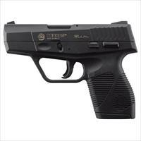 "Taurus 709 Slim 9mm Luger 3"" Barrel 7rd Black"