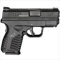 Springfield Armory XD-S Essential .45 ACP 3.3in 6rd Black