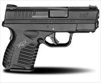 "Springfield Armory XDs 9mm 3.3"" 7 Rd"