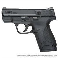 "Smith & Wesson M&P Shield .40 S&W 3.1"" 7rd  No External Safety"