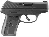 Ruger LC9S Pistol 9mm 3.1in 7rd Black