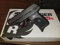 Ruger LC9S 9mm Black Used