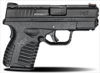 Springfield XD-S Essential 9mm 3.3in 8rd Black