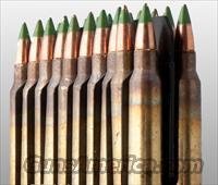 100 RDS FEDERAL LAKE CITY 5.56 GREEN TIP STEEL PENETRATOR 62GR M855 AMMO .223 223 556 AP XM855