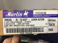 MARLIN 1895SBL 45-70 GOVERNMENT