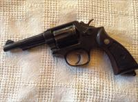 Smith And Wesson 38 Special Model 10-7