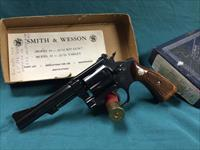 SMITH AND WESSON 34-1  BOXED