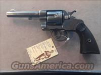 Wells Fargo Colt New Army with Letter